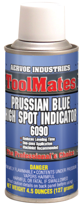 Prussian Blue High Spot Indicator Innovation Mining Supplies